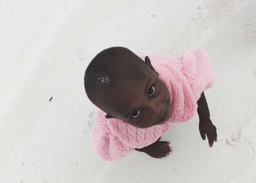 Kleiner Little Angel
